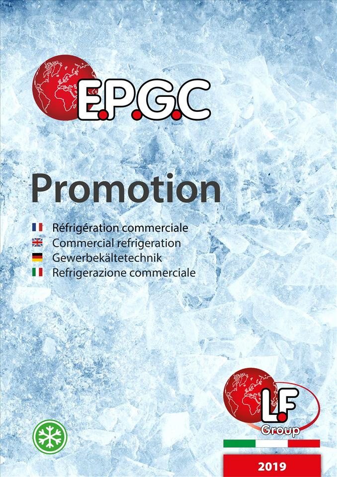 Promotion - Commercial Refrigeration 03/2019