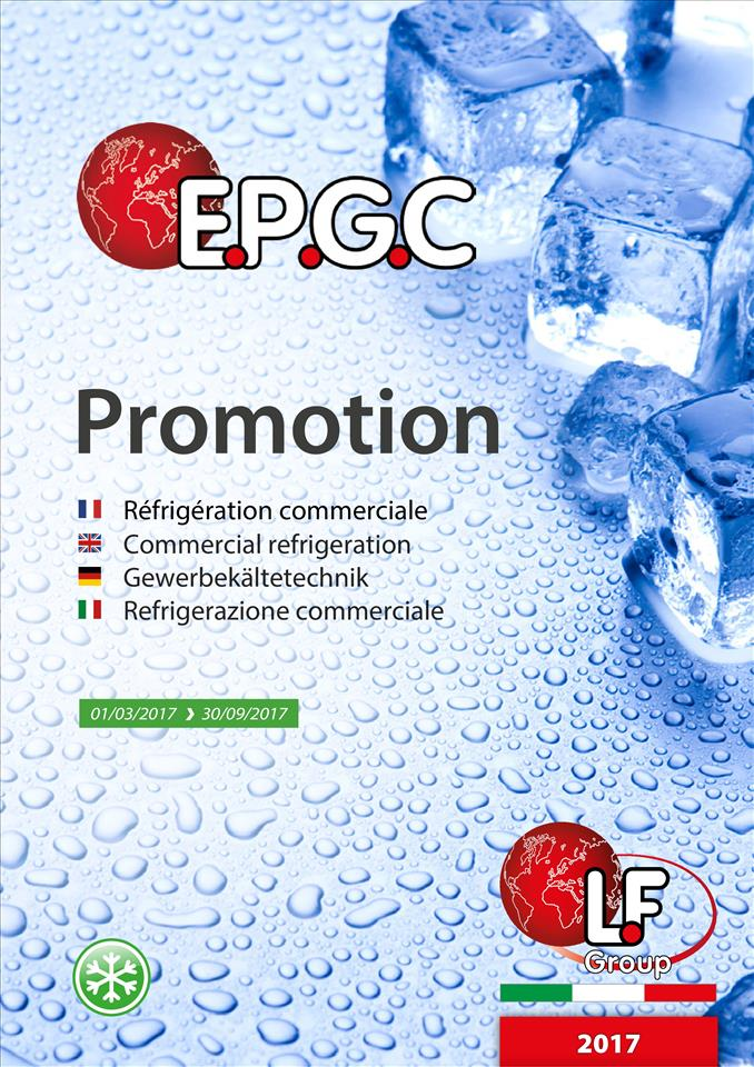 Promotion - Commercial refrigeration 02/2017