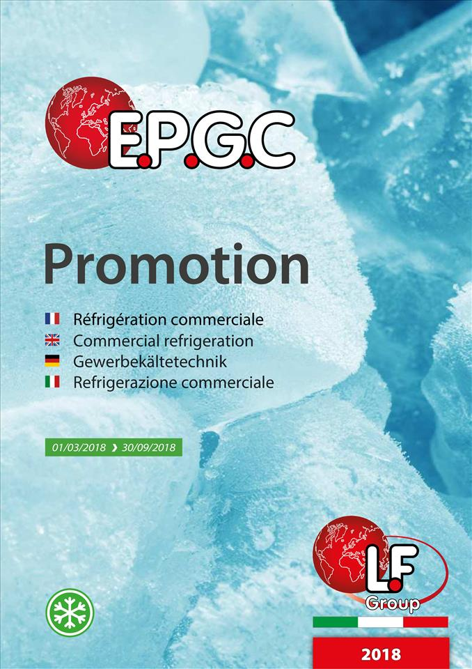 Promotion Commercial Refrigeration