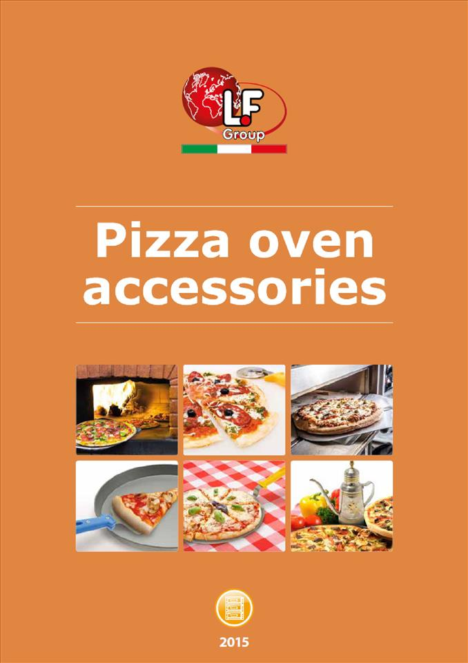 Pizza oven accessories 06/2015