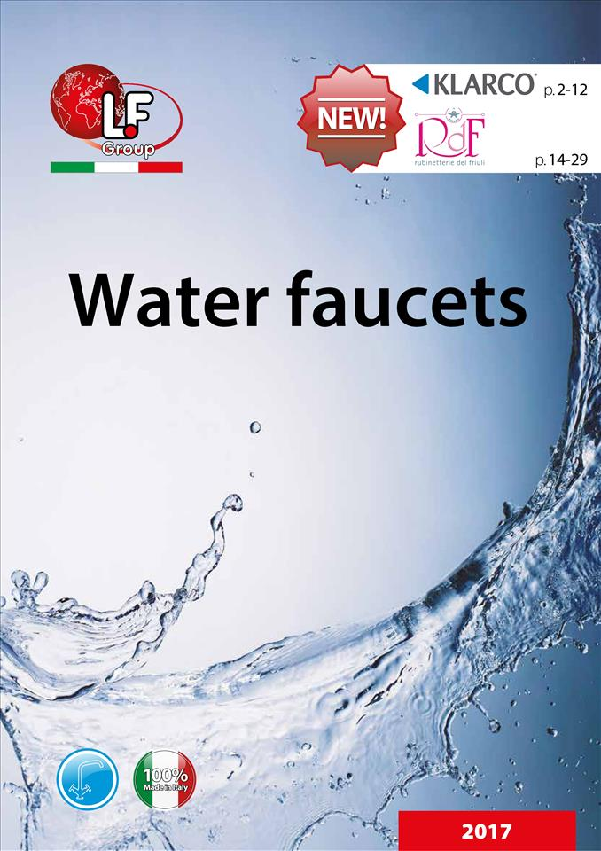 Water faucets 02/2017